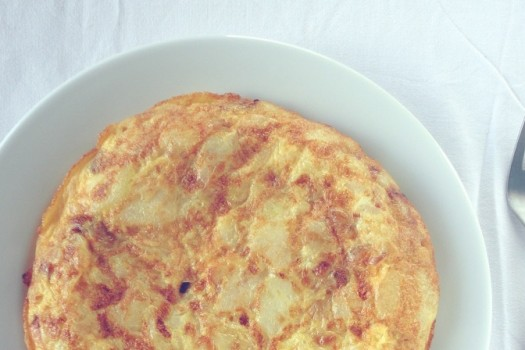 How to cook a perfect spanish omelette
