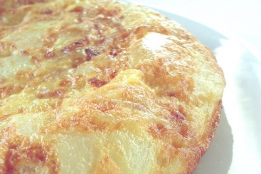 My spanish omelette (tortilla de patatas) recipe